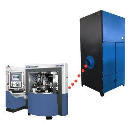 مطحنة الغبار نظام استخراج ، آلة طحن مجمع الغبار