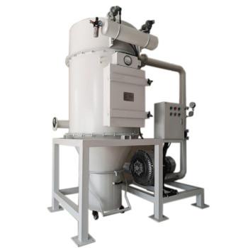 نظام تنظيف الفراغ المركزي ، أنظمة الفراغ المركزية الصناعية