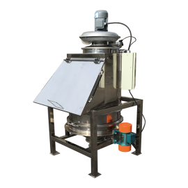 Manual Powder dumping machine/bag feeding station