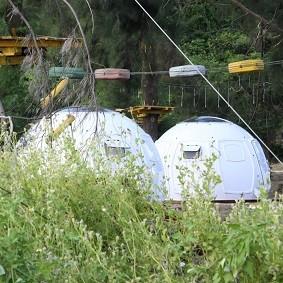 bubble tent hotel