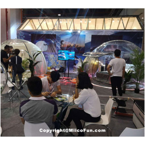 MiicoFun's products attracted the attention of many customers and media on Trade Shows