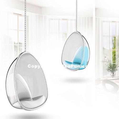 MiicoFun Polycarbonate Bubble Garden Hanging Chair-MF-HC-02