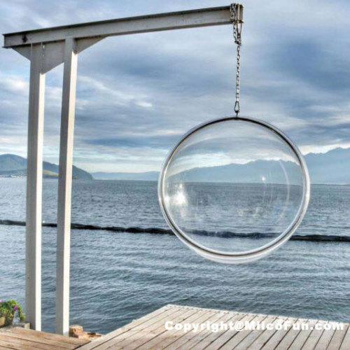 MiicoFun Polycarbonate Bubble Garden Hanging Chair-MF-HC-03