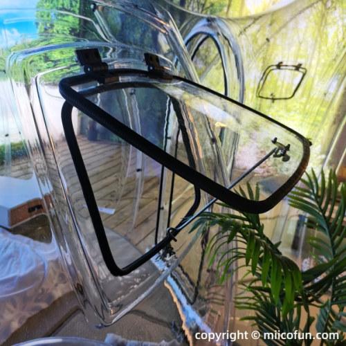 MiicoFun Freely Splicable Transparent Dome Tent
