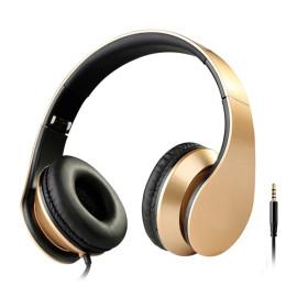 Aktive Geräuschdämmung beliebter Stereo-Basskopfhörer mit großem Ohrmuschel