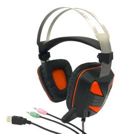 Top Selling OEM Custom Over Ear USB Gaming Headset-BOSTAMUSIC
