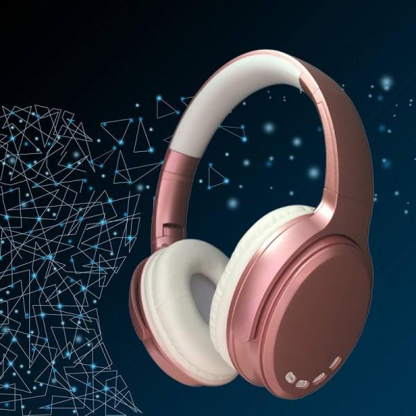 Premium-Bluetooth 5.0 in Metallic-Farbe mit Bluetooth-Headsets