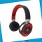 3 in 1 foldable stereo wholesale metal plate FM TF card bluetooth headset