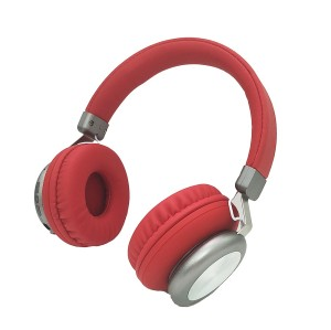 OEM Factory Price Rubberized bluetooth headphones
