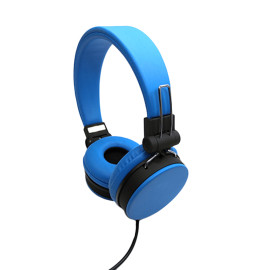 Leading elegant high end famous custom rubberized headphone