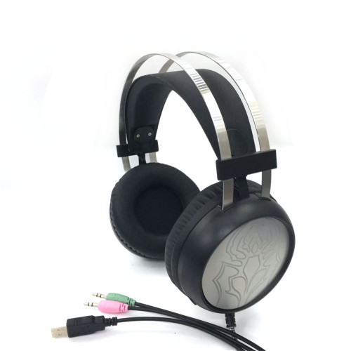 Hot Computerzubehör Xbox metallisches Stereo-Kabel-Gaming-Headset