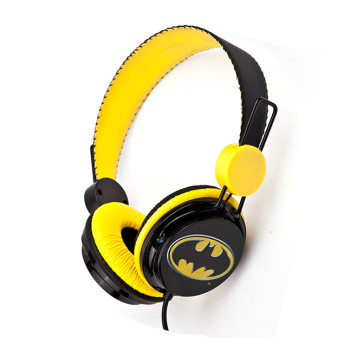 Increíble sonido Marvel 85dB Batman Superman Cartoon Colorful Auricular