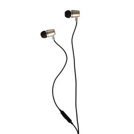 Tonally Balanced Audio Metallic Gift Earphones Bulk sale