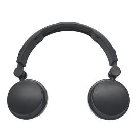 Auriculares promocionales con cable de manos libres plegables para computadora