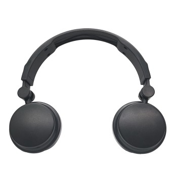 Casque promotionnel filaire mains libres d'ordinateur pliable