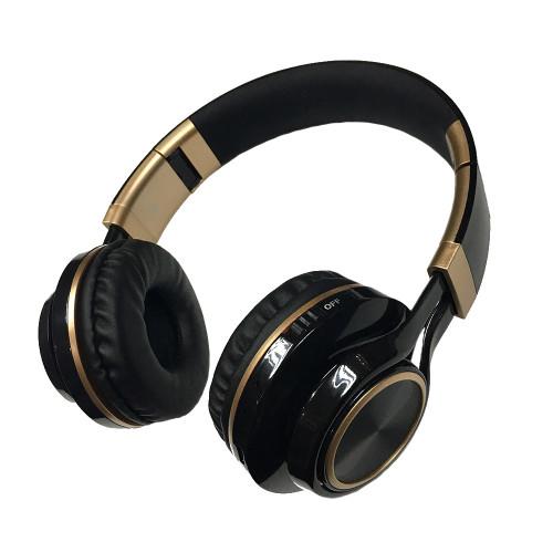 Doppelklappbarer, drahtloser Bluetooth-Musikcomputer-Kopfhörer mit Intelligentize