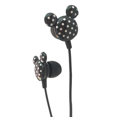 Disney Mickey Mouse Freisprecheinrichtung Cute Ear Travel-Kopfhörer