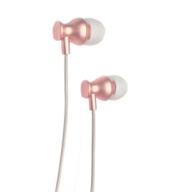 Nueva tendencia de música, deportes, ejercicio, auricular para orejas pequeñas