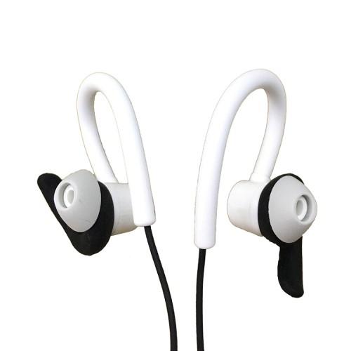 HD-Stereo-Ohrstöpsel mit Ohrpolstern für das Training im Fitnessstudio
