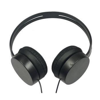Dongguan Factory Oem Custom Branded Foldable Stereo Wired Headphones