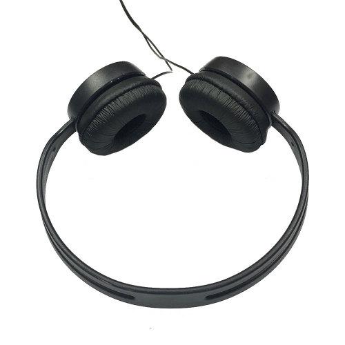 Faltbare Stereo-verkabelte Stereo-Kopfhörer von Dongguan Factory Oem