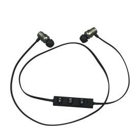 Stylish new smart music in-ear metal case small bluetooth earphone