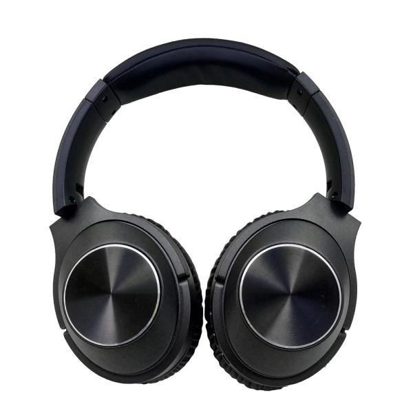Neu entwickeltes billiges drahtloses ANC BT Business-Headset zur aktiven Geräuschreduzierung