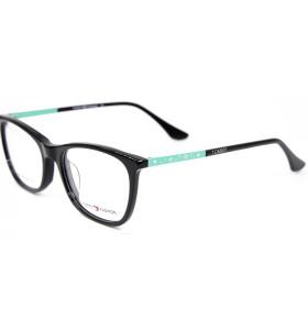 Vogue design Monturas de gafas ópticas de acetato de alta calidad, duraderas y cómodas para niños