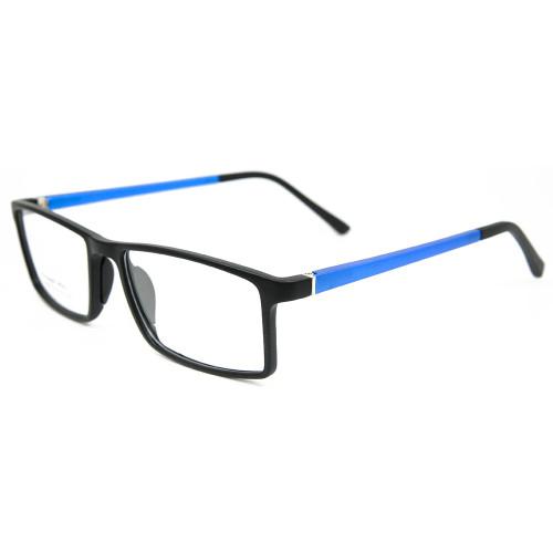 El cuadrado al por mayor de la fuente de la fábrica embroma el marco óptico de los niños tr90 de las lentes