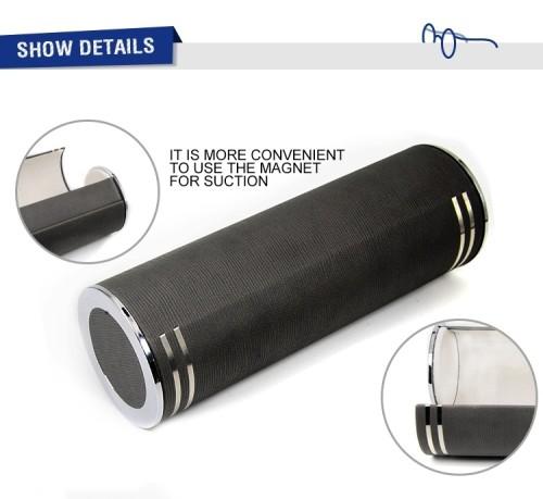 Caja circular característica de alta calidad al por mayor de los vidrios del ojo de la forma de la nueva fábrica de encargo