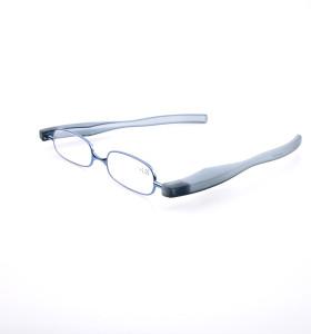 La novedad al por mayor enmarca los vidrios de lectura plegables ajustables reversibles para los hombres mujeres