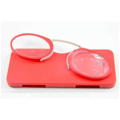 Toptan Sıcak satış Bükülebilir Metal Cep Okuma Gözlükleri dışarı kolları ile taşımak için uygun