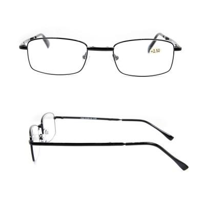 بيع بالجملة حار جودة عالية قابل للتعديل محفظة معدنية قابلة للطي نظارات القراءة مع حالة التعبئة