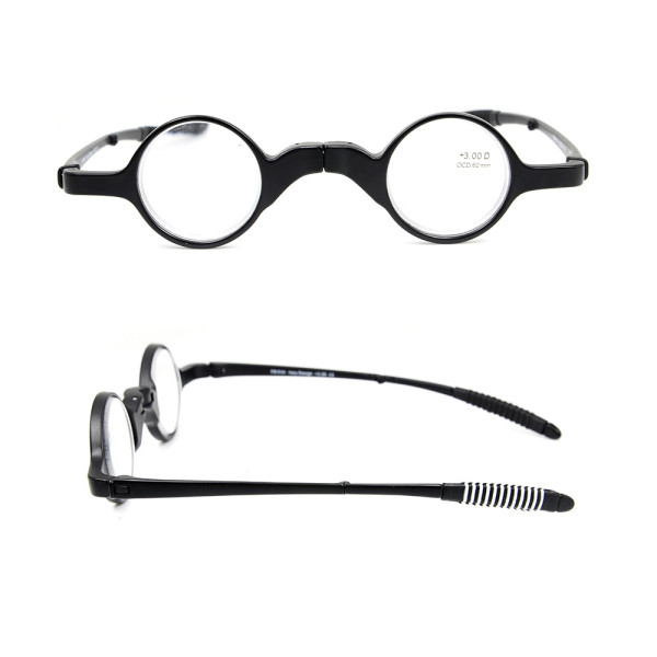 Wholesale Hot selling New simple Orginal custom Design Folding Optical Reading glasses with case