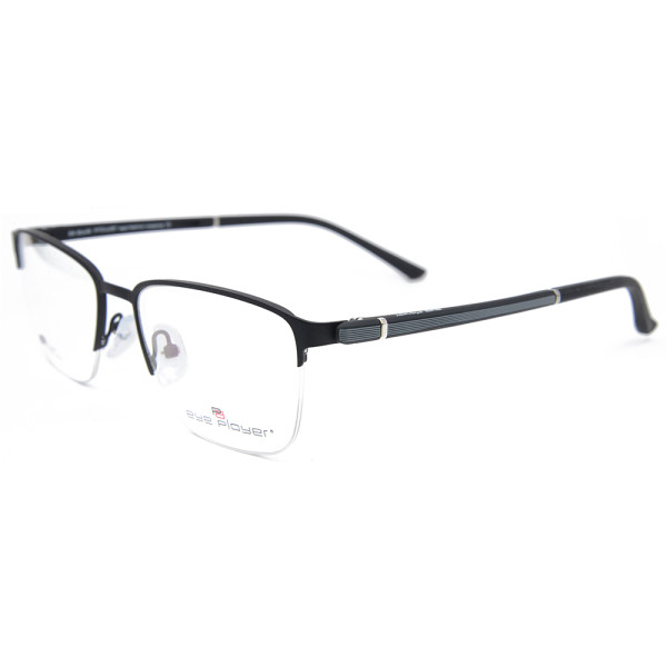 Wholesale New model style Fashion Design tr90 Spectacle Frame metal optical glasses frames for men