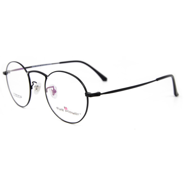 Wholesale Hot Sale Fashion new model style Eyewear Frame Titanium round optical glasses frames for men