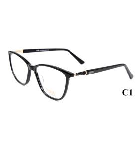 الجملة مخصص الماس الديكور أزياء نمط النظارات خلات النظارات البصرية إطارات للنساء