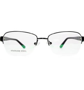 Toptan Son Model Gözlük çerçevesi Fabrika özel moda kadınlar için Metal optik gözlük çerçeveleri