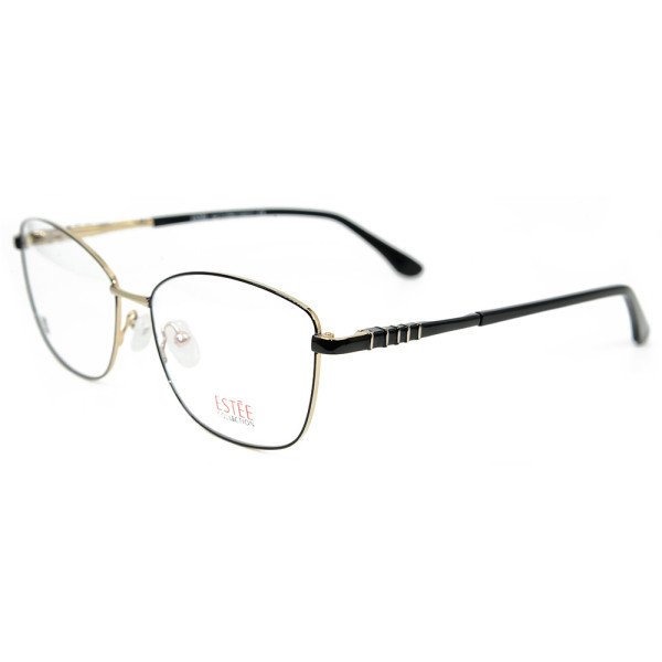 Wholesale Best quality Latest model colorful eyewear fashion metal Optical glasses Frame for ladies
