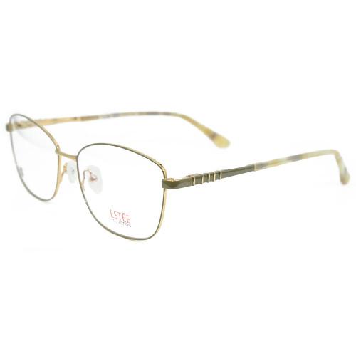 Marco óptico de las gafas del metal de la moda de las gafas del último modelo colorido al por mayor de la mejor calidad para las señoras