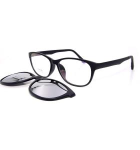 النظارات الشمسية المحمولة المغناطيسي Ultem الإطار كليب على النظارات الشمسية مع عدسة الاستقطاب الرجال النساء