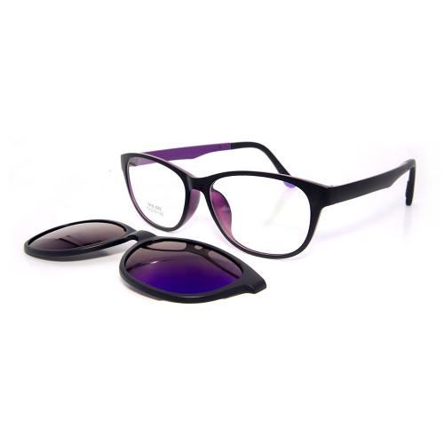 Gafas de sol magnéticas portátiles Ultem Clip óptico para gafas de sol con lentes polarizadas hombres mujeres
