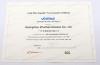 Alibaba değerlendirme tedarikçisi sgs sertifikası
