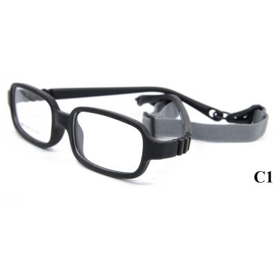 الجملة مصنع مخصص لينة الأطفال النظارات 14 الألوان TR90 مرنة الطفل أطفال إطار بصري