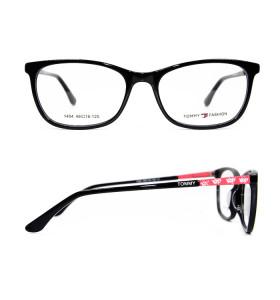 Los marcos de gafas vendedores populares de los niños del diseño de la voga Acetate el marco óptico de la lente para los niños