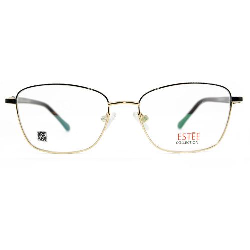 El mejor colorido del último estilo de la moda de la calidad enmarca el capítulo de los vidrios ópticos del metal para las señoras