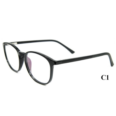 نموذج جديد تصميم الأزياء الكبار إطارات النظارات الترا ضوء TR90 النظارات إطارات للرجال