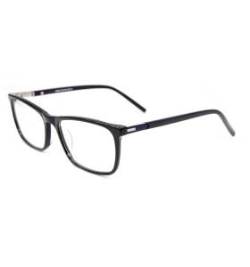 مصنع مخصص رواج تصميم جديد دائم خلات نظارات معدنية إطارات النظارات البصرية للبالغين