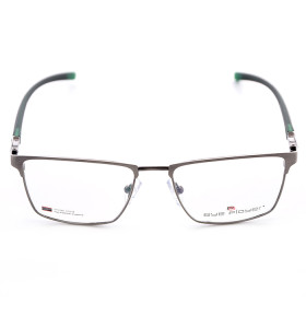 مصنع جديد مخصص خفيفة الوزن مريحة نظارات معدنية الأزياء النظارات البصرية إطارات للرجال