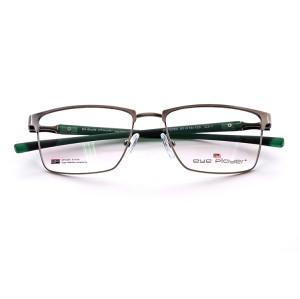 Yeni Fabrika özel hafif erkekler için rahat gözlük metal moda optik gözlük çerçeveleri